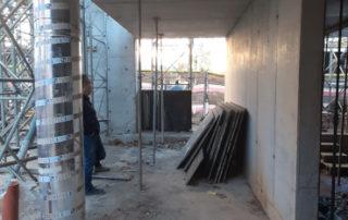 Proyecto escuela anglesola estructura S4 Arquitectes