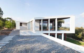 casa T / vivienda / S4 arquitectes / estructura / hormigón